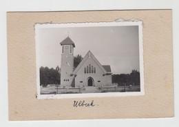 Ulbeek  Wellen      FOTO Van De Sint-Hubertuskapel En Omgeving - Wellen