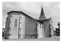 FOISSIAT - L'église Saint-Denis - Autres Communes