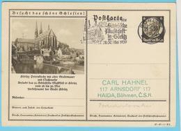 """J.M. 33 - """"Lernt Deutschland Kennen - N° 41 - Série 37-87-1 B 8  Gorlitz Peterskirche - Festival De Musique - Allemagne"""