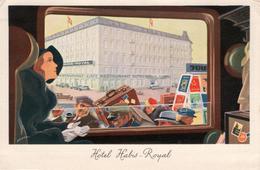 Zwitserland - Schweiz - Suisse - Zürich - Hotel Habis Royal - Art Deco - 1920 - ZH Zurich