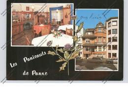 B 8660 DE PANNE, Les Panicauts, Vissersstraat - De Panne