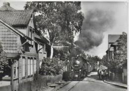 AK 0412  Wernigerode - Harzquerbahn / Ostalgie , DDR  1973 - Eisenbahnen