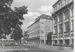 AK 0412  Oranienburg - Straße Des Friedens / Ostalgie , DDR Um  1967 - Oranienburg