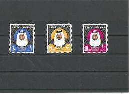 MICHEL # 603-605 MNH **. COMPLET SET. - Qatar