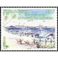 N° 768 Neuf Sans Charnière - Wallis-Et-Futuna