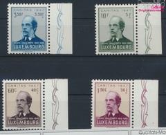 Luxemburg 427-430 (kompl.Ausg.) Postfrisch 1947 Caritas (9257001 - Ungebraucht