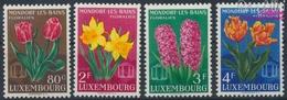 Luxemburg 531-534 (kompl.Ausg.) Postfrisch 1955 Blumenfest (9396393 - Ungebraucht
