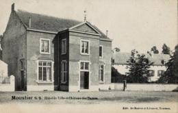 Moustier-sur-Sambre Hôtel De Ville Et Château Des Dames - Jemeppe-sur-Sambre
