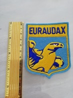 10764     ECUSSON TISSU EURAUDAX - Scudetti In Tela
