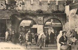 MAROC TANGER  Les Deux Portes - Tanger