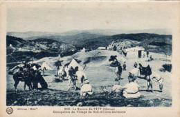 MAROC  LA GUERRE DU RIFF  Occupation Du Village De Sidi- Ali- Ben- Dahmane  ..... - Maroc