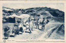 MAROC  CAMPAGNE DU RIFF  Familles Soumises Persécutées Par Les Dissidents Et Venant Se Mettre Sous Notre Protection .... - Maroc