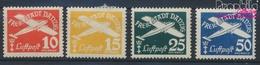 Danzig 298-301 (kompl.Ausg.) Mit Falz 1938 Flugpost (9386237 - Dantzig