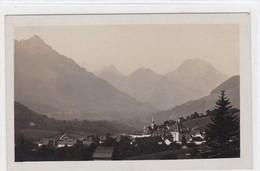 Cerniat, La Valsainte, Carte-photo - FR Fribourg
