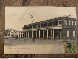 MAURICE : PORT LOUIS : General Railway Station  .................... OD-4599 - Mauritius