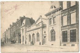 9Dp-516:Lille - La Nouvelle Caisse D'Eparge: Type Blanc- + Poste Restante + Non Réclamé + Retour Lille+REBUT: Zwerfkaart - Lille