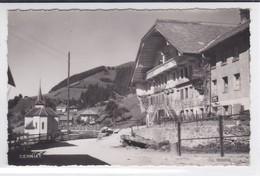 Cerniat, Maison Typique Abritant La Poste - FR Fribourg