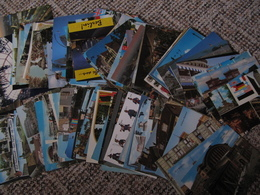 118 Berlin-Postkarten, Gebraucht/neu, Vorw. 60er-80er; West Berlin Postcards Used/new, Mostly 60s To 80s - Unclassified