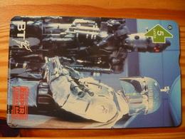 Phonecard United Kingdom, BT - Star Wars, The Empire Strikes Back 8. 1000 Ex. - Regno Unito