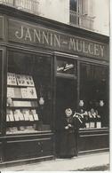 Chalon Sur Saône - Librairie JANNIN-MULCEY, 23 Rue Du Chatelet, Mme Claudia Jannin-Mulcey, La Propriétaire. - Chalon Sur Saone