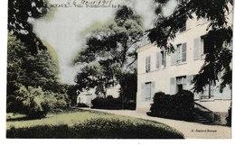 Hauts De Seine SCEAUX Villa Penthièvre Le Parc 1905 - Sceaux