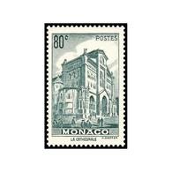 Timbre N° 255 Neuf ** - Cathédrale De Monaco. - Nuovi
