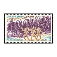 Timbre N° 779 Neuf ** - Centenaire De La Mort Du Compositeur Hector Berlioz (1803-1869). - Monaco