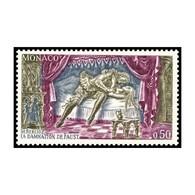 Timbre N° 784 Neuf ** - Centenaire De La Mort Du Compositeur Hector Berlioz (1803-1869). La Chambre De Marguerite. - Monaco