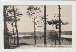 FRANCE CPA / BAYONNE / HYPPODROME DE LA BARRE - Bayonne