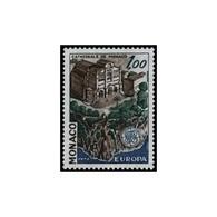Timbre N° 1139 Neuf ** - Europa. La Cathédrale De Monaco. - Monaco