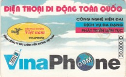 PHONE CARD- VIETNAM (E57.3.8 - Vietnam