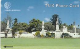 PHONE CARD- TONGA (E57.4.8 - Tonga