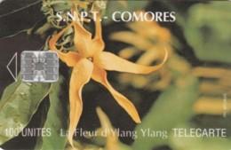 PHONE CARD- COMORES (E57.8.4 - Comoren