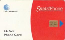 PHONE CARD- ANTIGUA BARBUDA (E57.11.1 - Antigua And Barbuda
