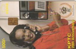 PHONE CARD- KENIA (E57.11.3 - Kenia