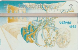 PHONE CARD- AUSTRIA VERONA 1992 (E57.12.7 - Oesterreich