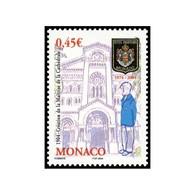 Timbre N° 2432 Neuf ** - Chorale. Centenaire De La Maîtrise De La Cathédrale. - Monaco