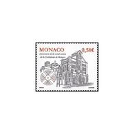 Timbre N° 2776 Neuf ** - Centenaire De La Consécration De La Cathédrale De Monaco. - Nuovi