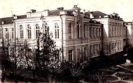 BASARABIA - CHISINAU / KISHINEW : LICEUL DE BAIETI No. 4 - REAL PHOTO POSTCARD - ANNÉE / YEAR ~ 1930 - '935 (ad622) - Moldavie