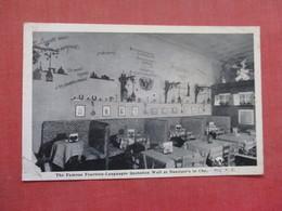 Interior Resturant  Danziger's  Paper Peel On Border  Chapel Hill  North Carolina  Ref  3850 - Chapel Hill