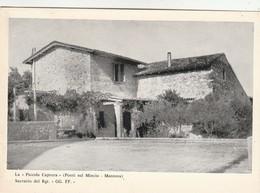 LA PICCOLA CAPRERA - PONTI SUL MINCIO - Mantova