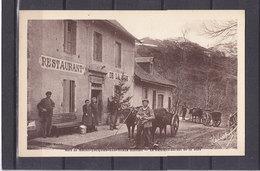 15 ST JACQUES DES BLATS CAFE DE LA GARE - Francia