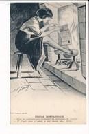 Carte Humoristique Propos Morvandiaux ( Morvan )( Illustrateur A P Jarry ) - Sin Clasificación