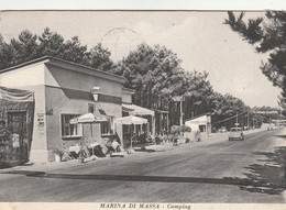 MARINA DI MASSA - CAMPING - Massa