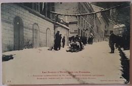Eaux Bonnes - Cauterets    Sports D'hiver  Bobsleigh - Eaux Bonnes
