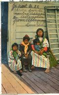 Une Famille Indienne - Native Americans