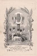 Isabella Theresia Banckaert-brugge 1854 - Andachtsbilder