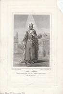 Josephus  Egidius Bauwens-berlaere 1851 - Images Religieuses