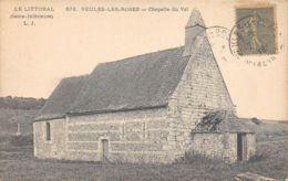76-VEULES LES ROSES-N°510-G/0283 - Veules Les Roses