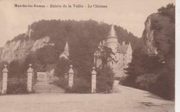 Enrtrée Du Chateau  Marche-les-Dames ( Namur ) Enrtrée De La Vallée , Le Chateau  ( Chateau Des Prince D'Arenberg - Namur